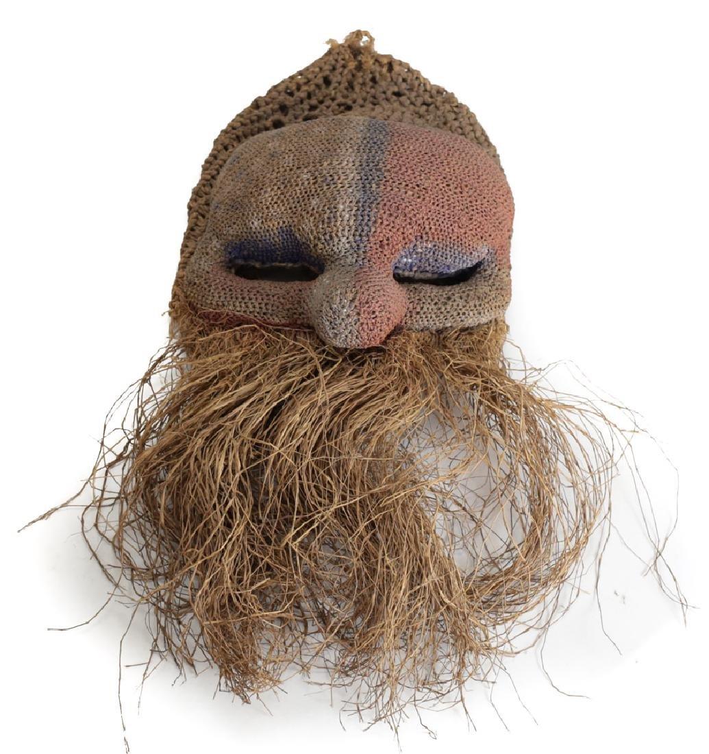 African Salampasu Idangani Mask, Democratic Republic of