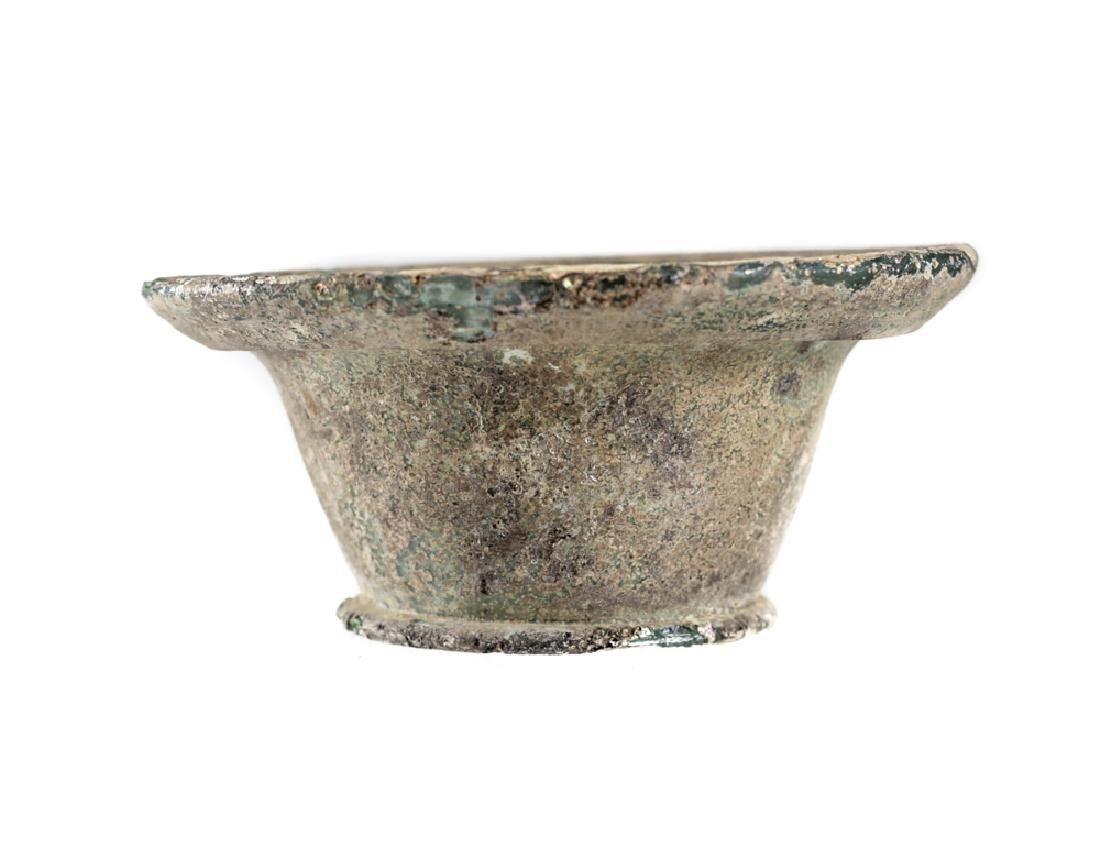 Archaic Roman Glass Bowl - 2