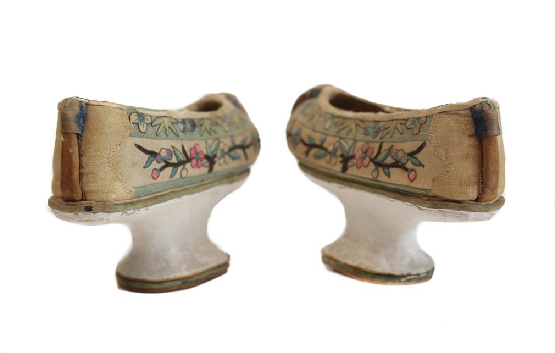 Manchu horse-hoof qipao shoes - 3