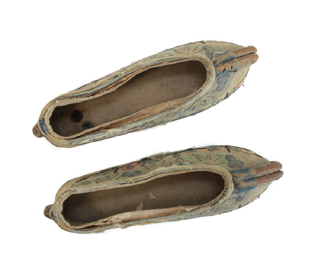Manchu horse-hoof qipao shoes - 4