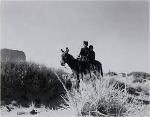 Josef Muench American 1904-1998 B/W Gelatin Silver