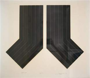 Stephen W. French (California 1934-) Modernist