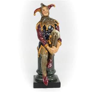 Royal Doulton Porcelain Figurine 'The Jester' HN2016.