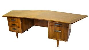 American Mid Century Monteverdi-Young Executive Desk