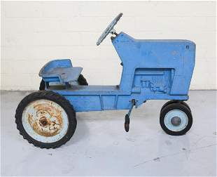 Pedal Car, Ertle Tractor