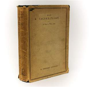 W. Somerset Maugham 'The Sacred Flame'. William
