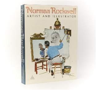 Thomas S. Buechner 'Norman Rockwell: Artist