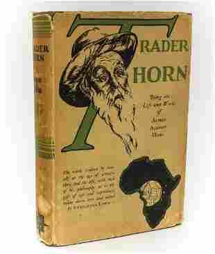 Alfred Aloysius Lewis Horn Ethelreda Trader Horn: