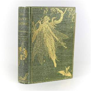 Andrew Lang 'The Olive Fairy Book'. Longmans, Green, &