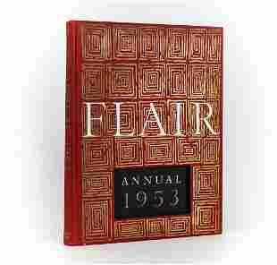 Fleur Cowles 'Flair Annual 1953'. Random House, New