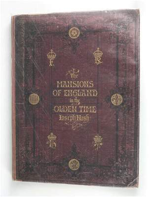 Joseph Nash, The Mansions of England in the Olden Time
