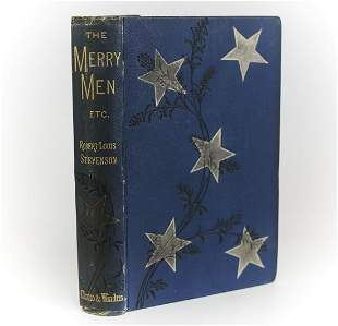 Robert Louis Stevenson 'The Merry Men and Other Tales