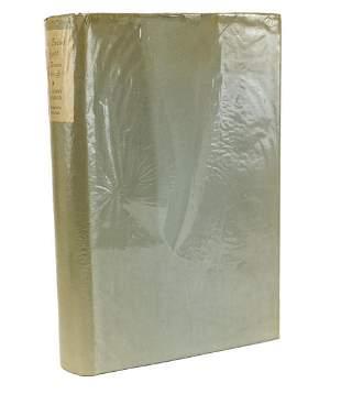 Joseph Conrad 'The Secret Agent'. Privately Printed,