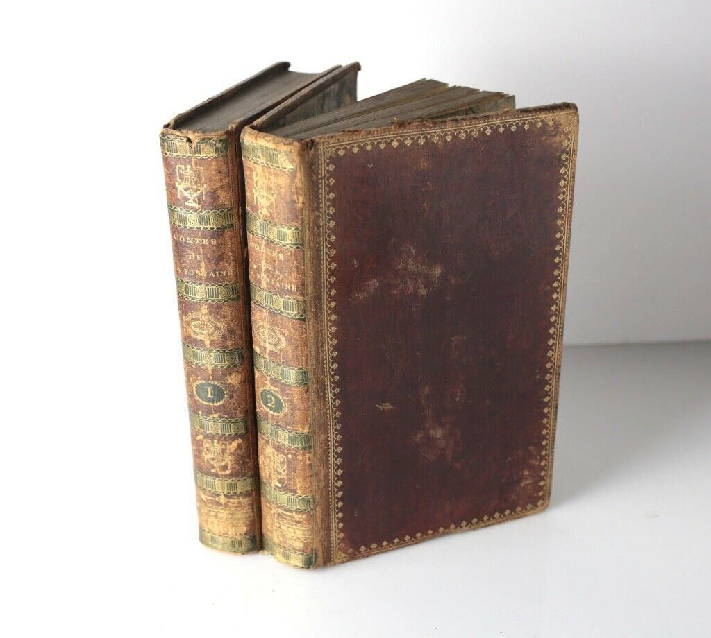 Jean de la Fontaine, Contes et Nouvelles en vers.