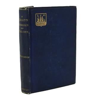 Robert Louis Stevenson 'A Child's Garden of Verses'.