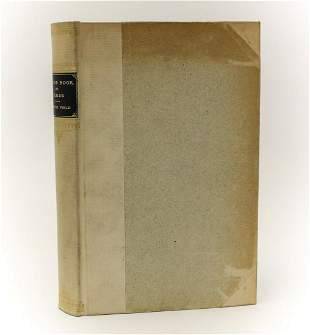 Eugene Field 'The Second Book of Verse'. 1892. 1st Ed