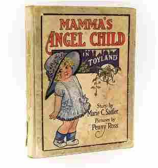 Marie Christine Sadler Mamma's Angel Child in Toyland