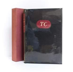 Truman Capote 'In Cold Blood' Random House Ltd Ed