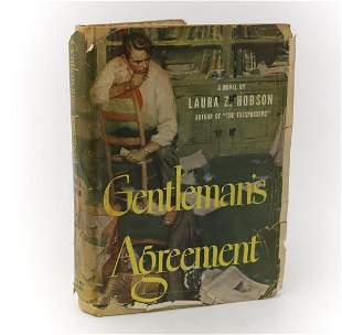 Laura Z Hobson 'Gentleman's Agreement' Simon &