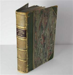 Thomas Milner, The Gallery of Nature A Pictorial and