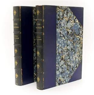 George Du Maurier 'Peter Ibbetson Vol 1 & 2'. James R.