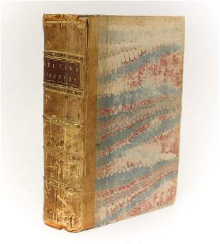 Hester Lynch Piozzi 'British Synonymy' 1794, 1st