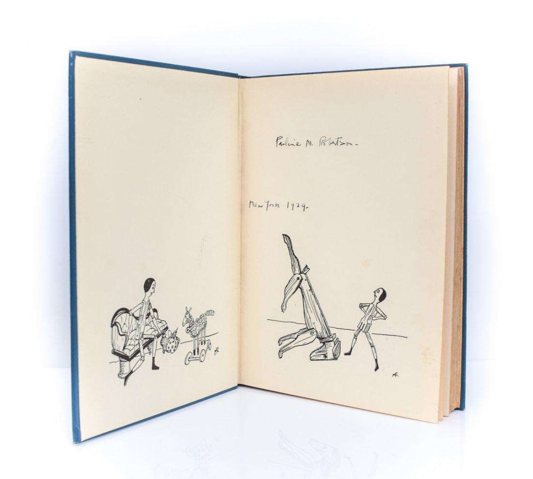 Bianco, Margery; Rackham Arthur Poor Cecco 1st Ed 1925 - 3