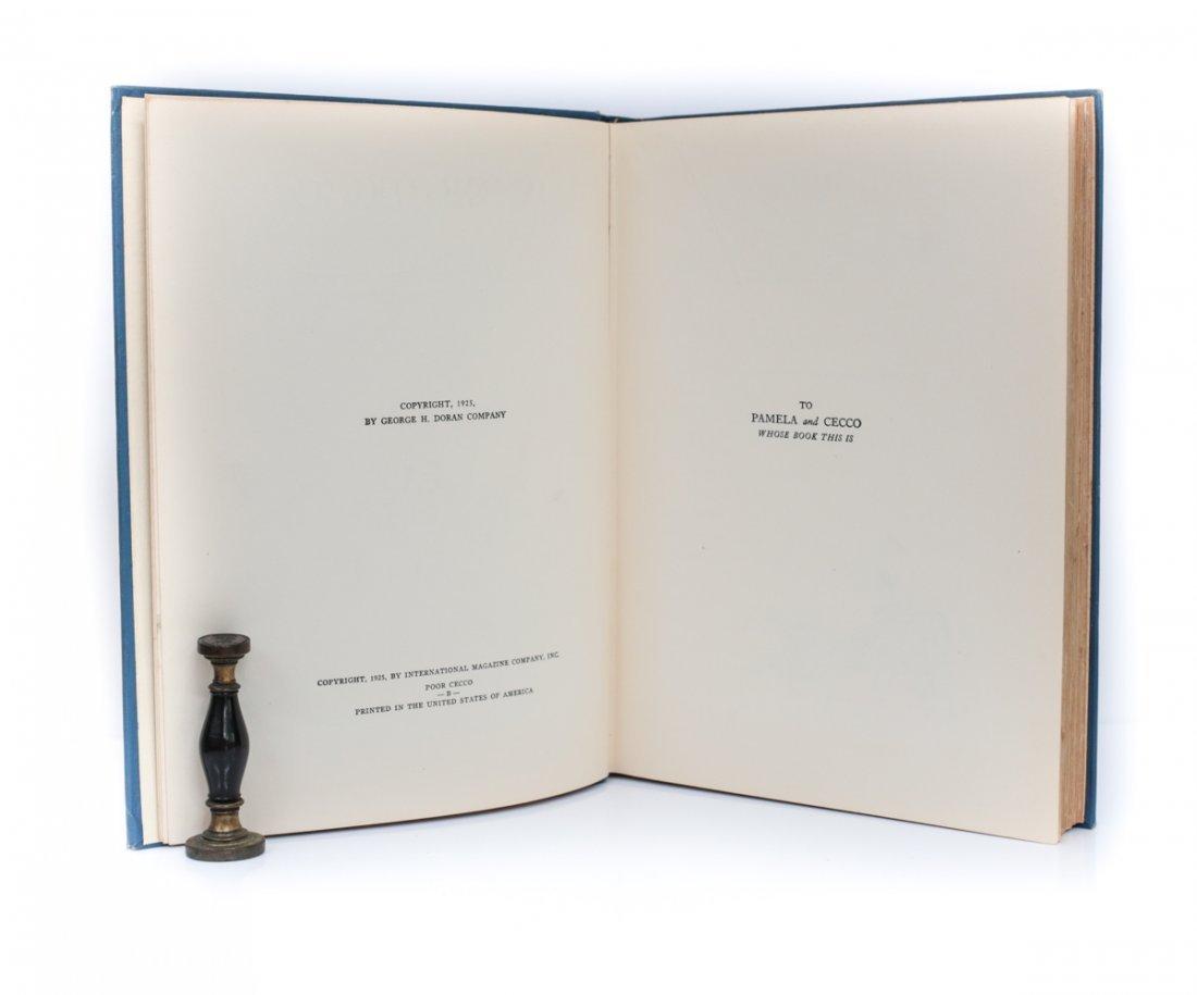Bianco, Margery; Rackham Arthur Poor Cecco 1st Ed 1925 - 5