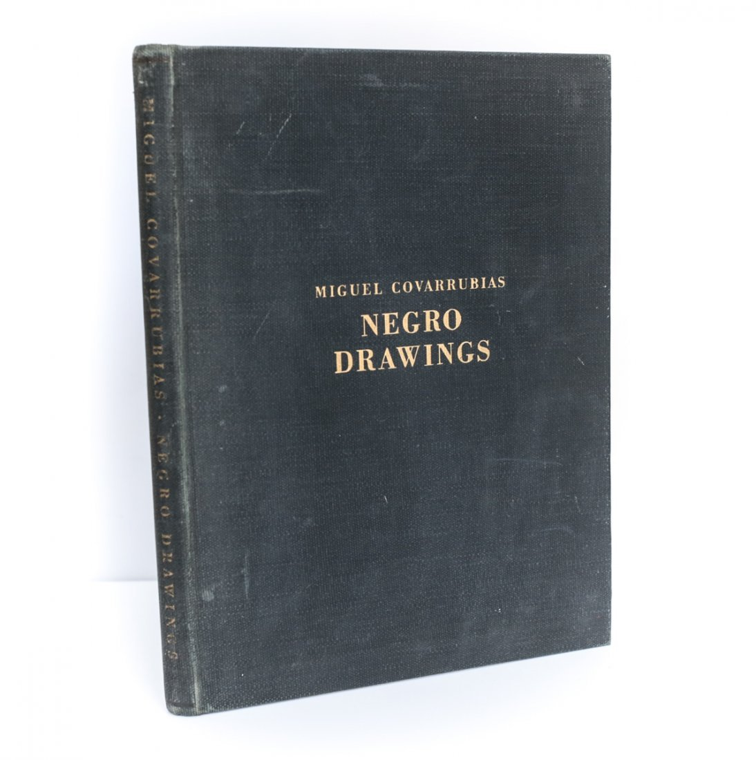 Covarrubias, Miguel Negro Drawings 1st Ed 1927