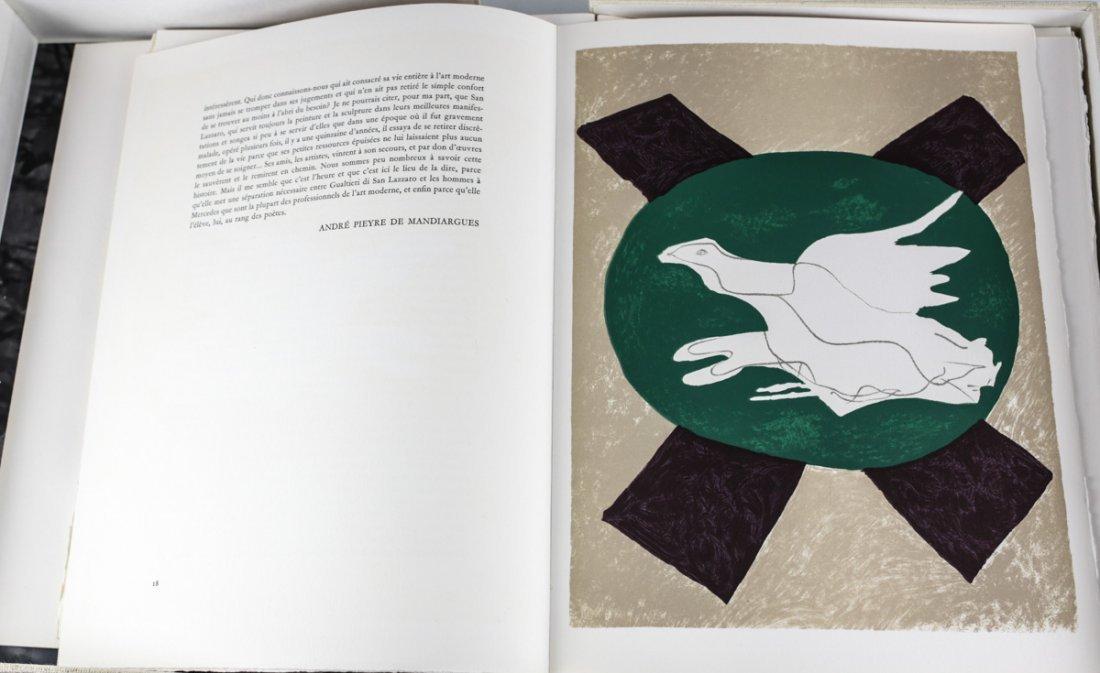 San Lazzaro Et Ses Amis' Portfolio XX Siecle 1975 - 6