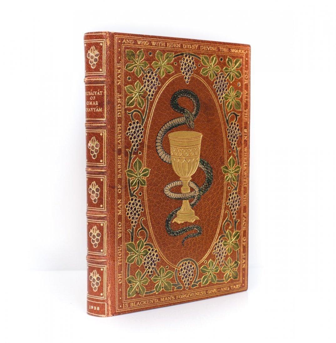Fitzgerald, Edward The Rubaiyat of Omar Khayyam 1928