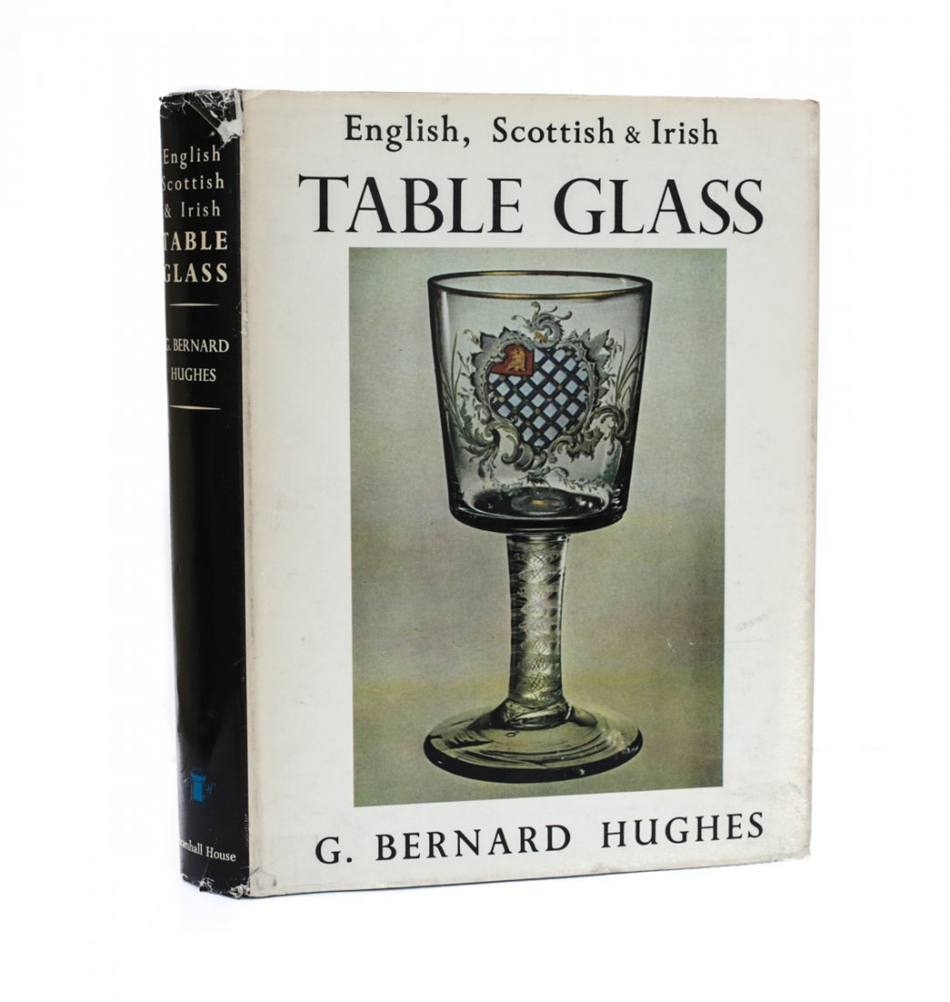 Hughes, G Bernard English, Scottish, & Irish Table