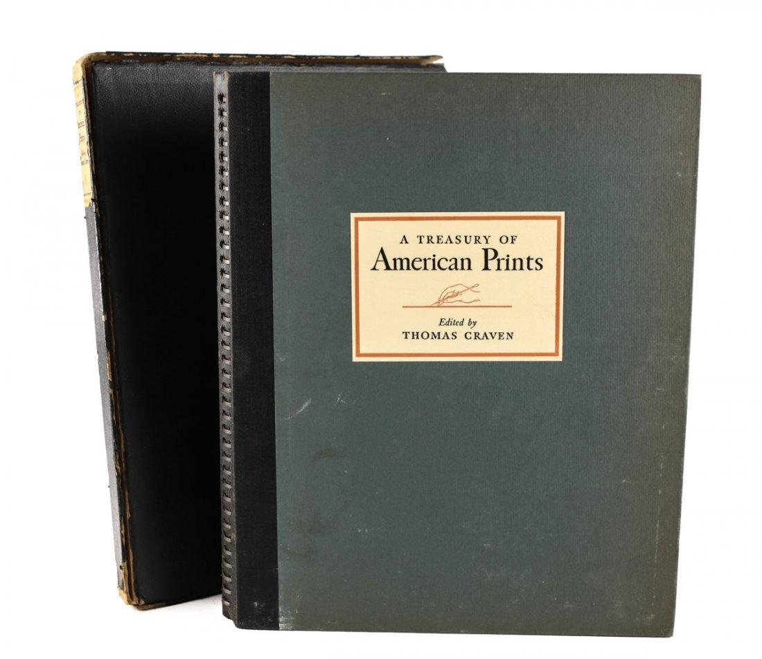 Craven, Thomas A Treasury of American Prints 1939