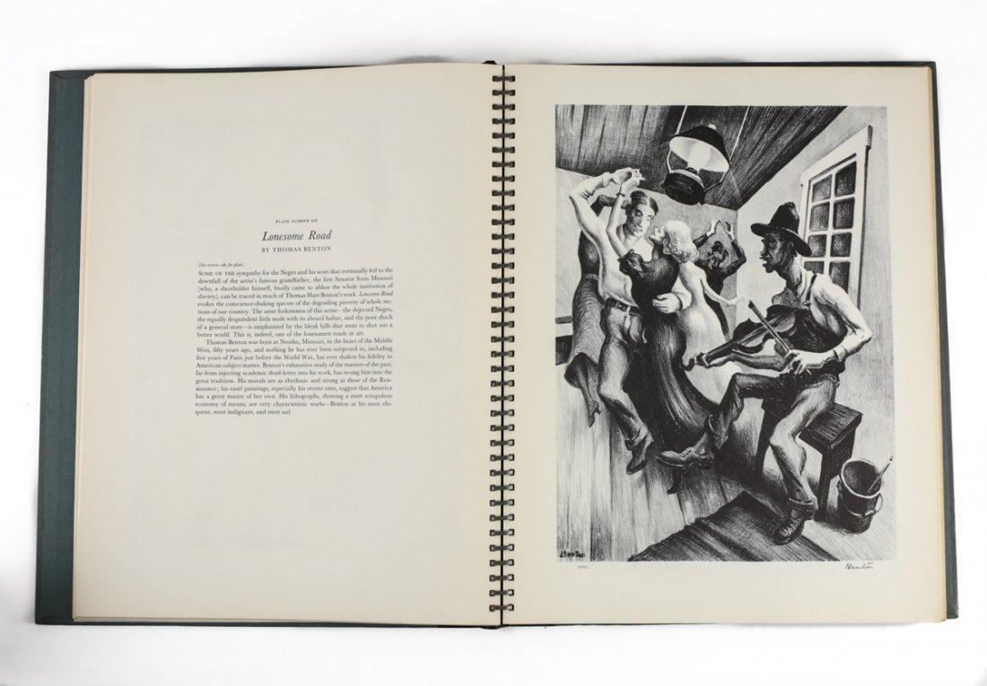 Craven, Thomas A Treasury of American Prints 1939 - 5