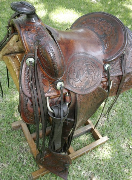 214: King Ranch Saddle