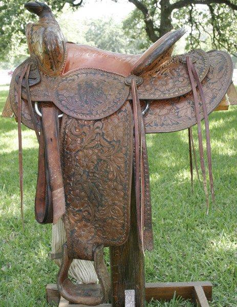 225: Saddle - S.D. Myers