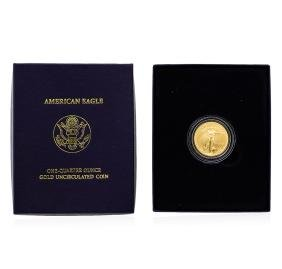 2007 1/4 Ounce $10 American Eagle Gold Coin