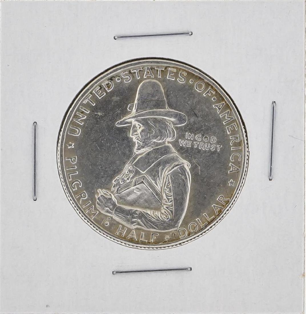 1920 Pilgrim Tercentenary Commemorative Half Dollar