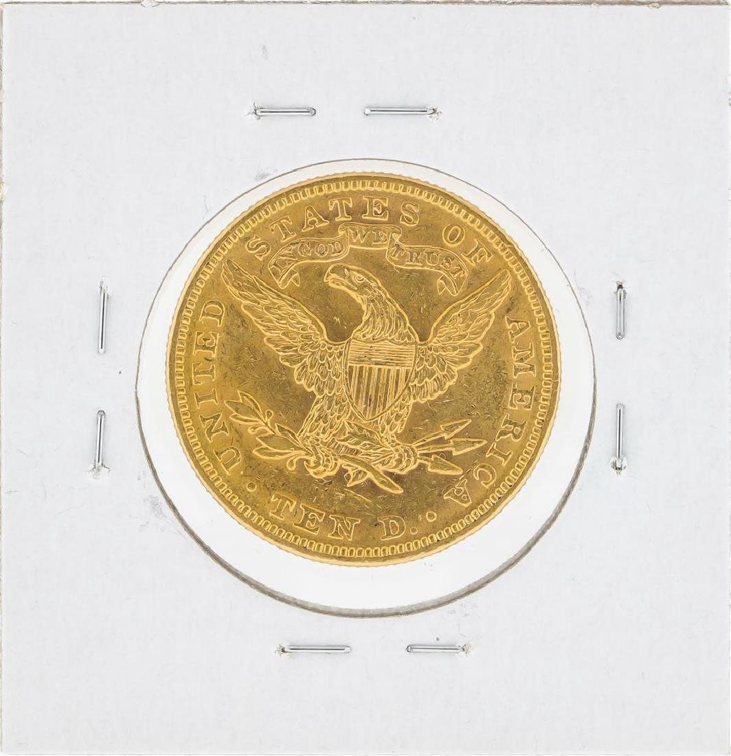 1894 $10 Liberty Head Eagle Gold Coin - 2