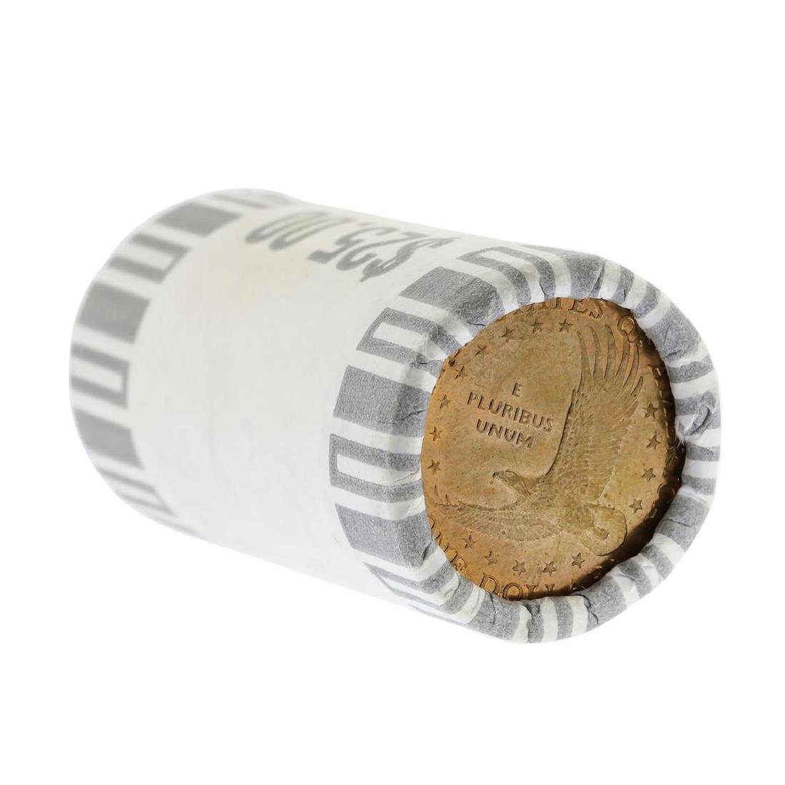 Roll of (25) 2000-P Sacagawea Dollar Coins - 3