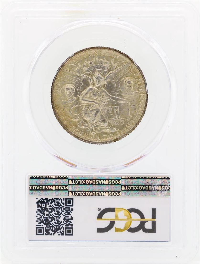1936 Texas Commemorative Half Dollar Coin PCGS MS66 - 2