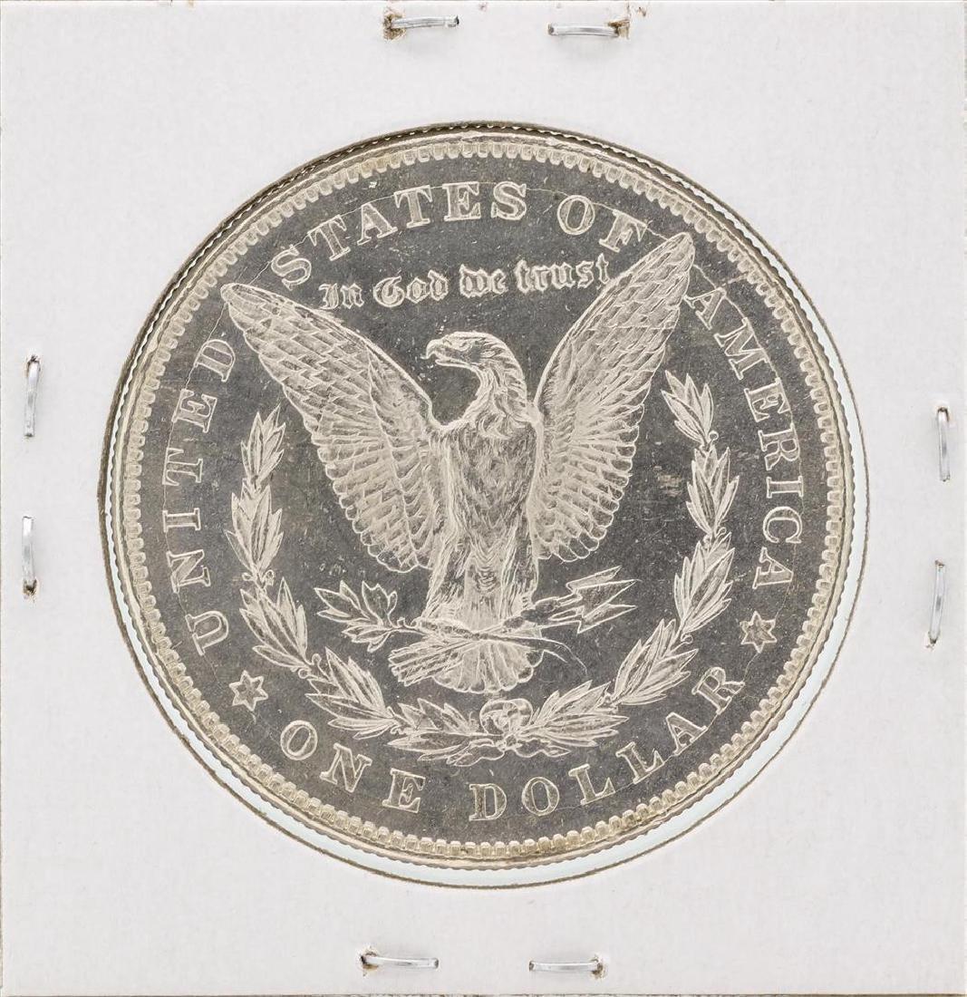 1878 $1 Morgan Silver Dollar Coin - 2