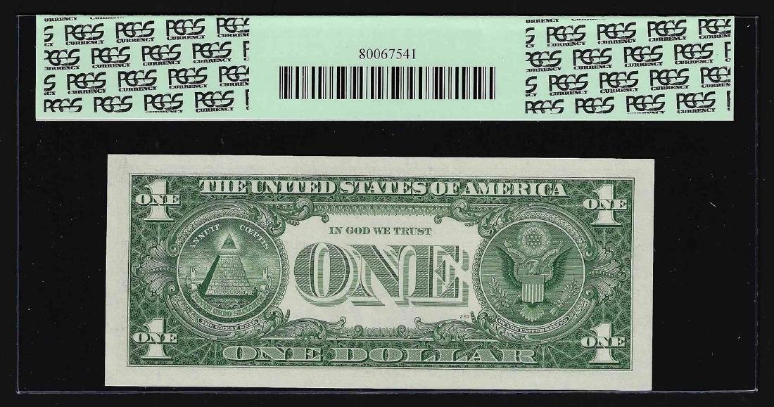 1957 $1 Silver Certificate STAR Note PCGS Gem New 66PPQ - 2