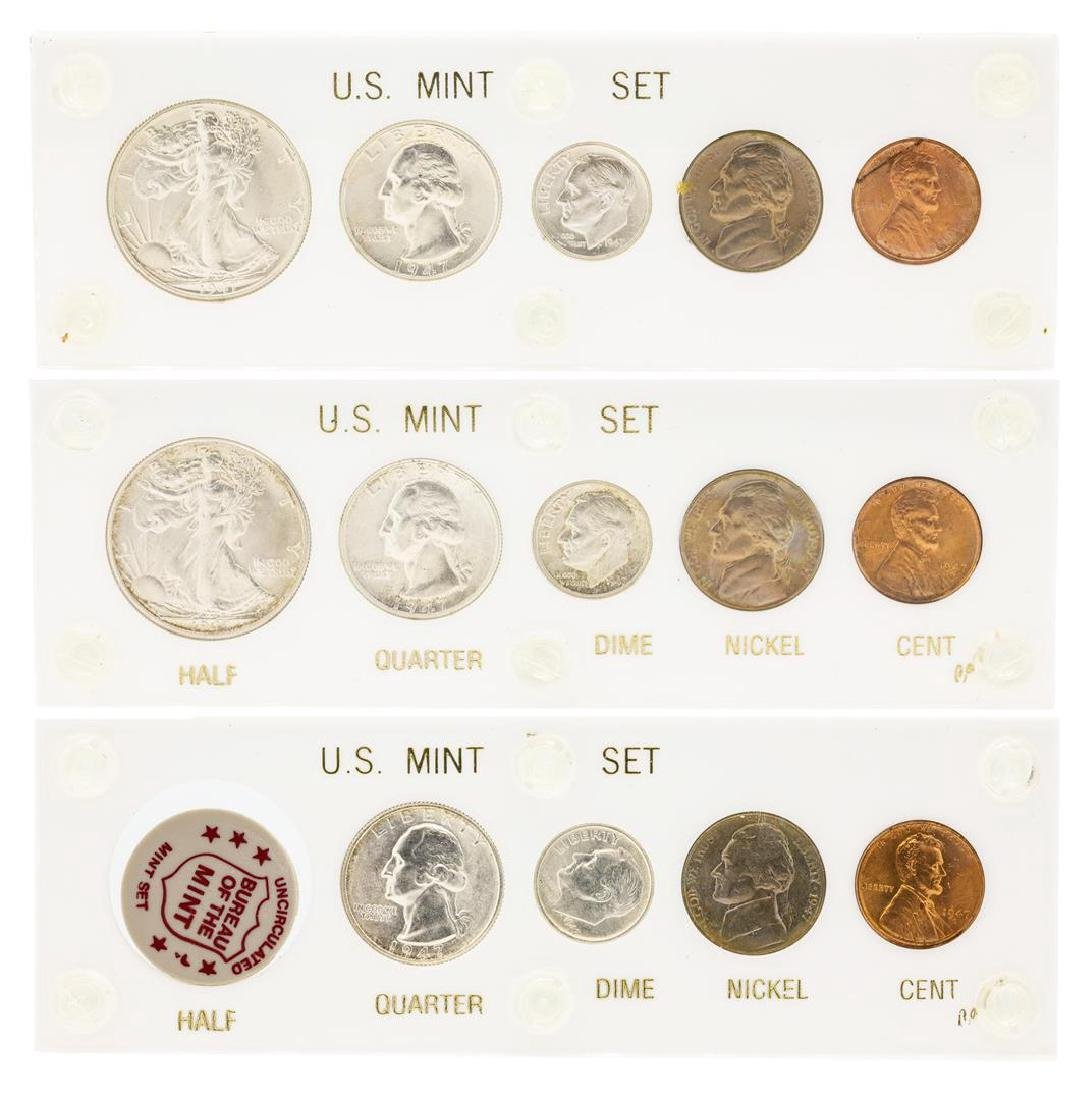 1947 (14) Coin Mint Set