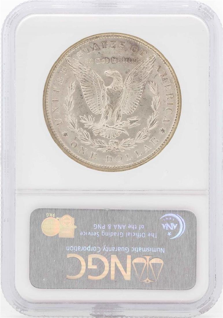 1899-O $1 Morgan Silver Dollar Coin NGC MS64 - 2