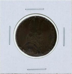 1789 Ireland Conder Half Penny Wicklow Cronbank