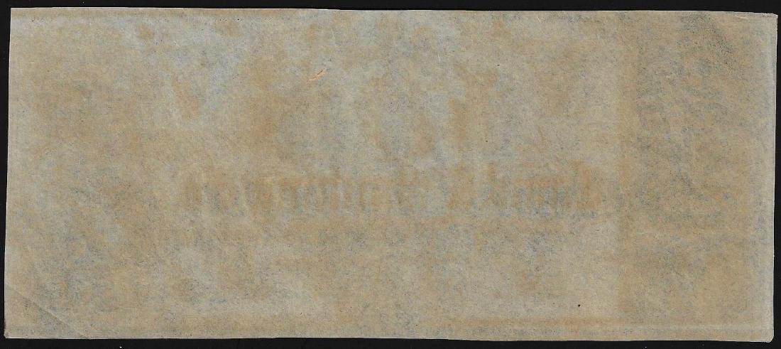 1800s $5 Canal Banking Co. New Orleans Obsolete Bank - 2