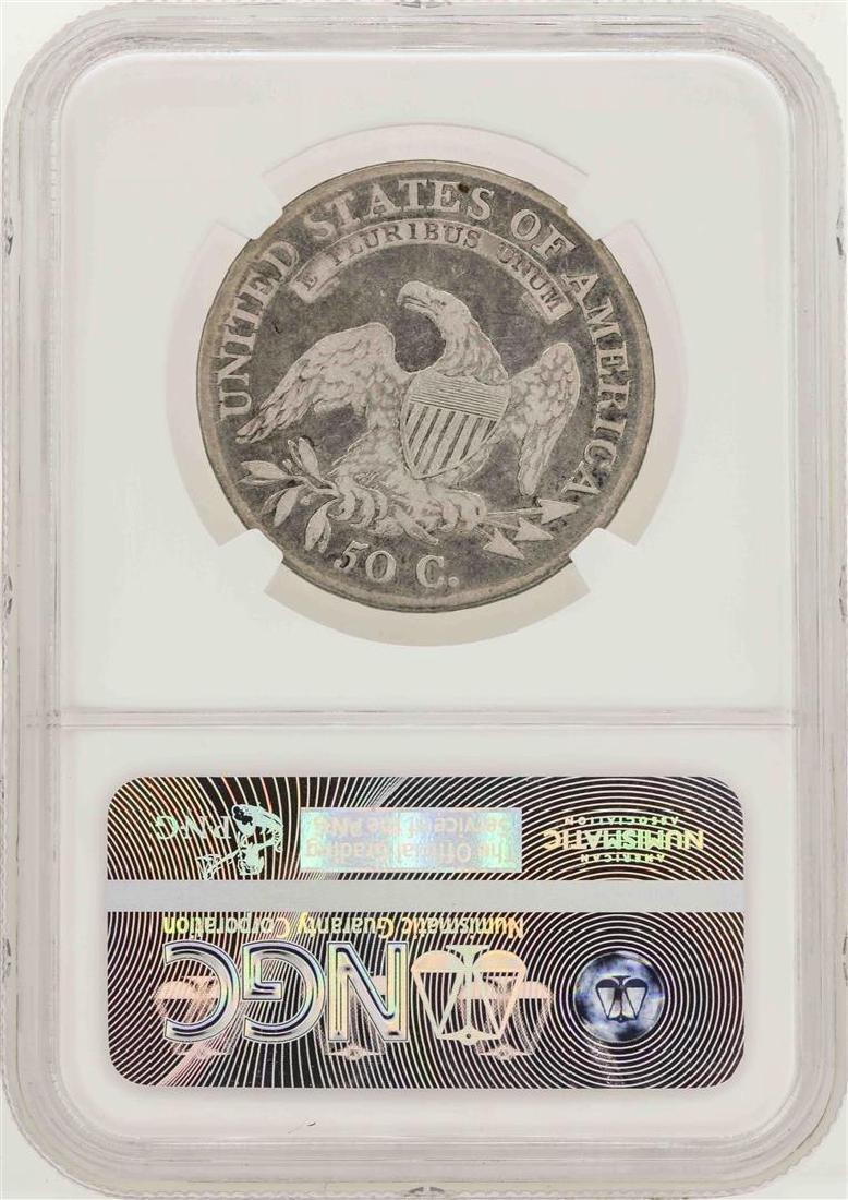 1810 Capped Bust Half Dollar Coin O-103 NGC G4 - 2