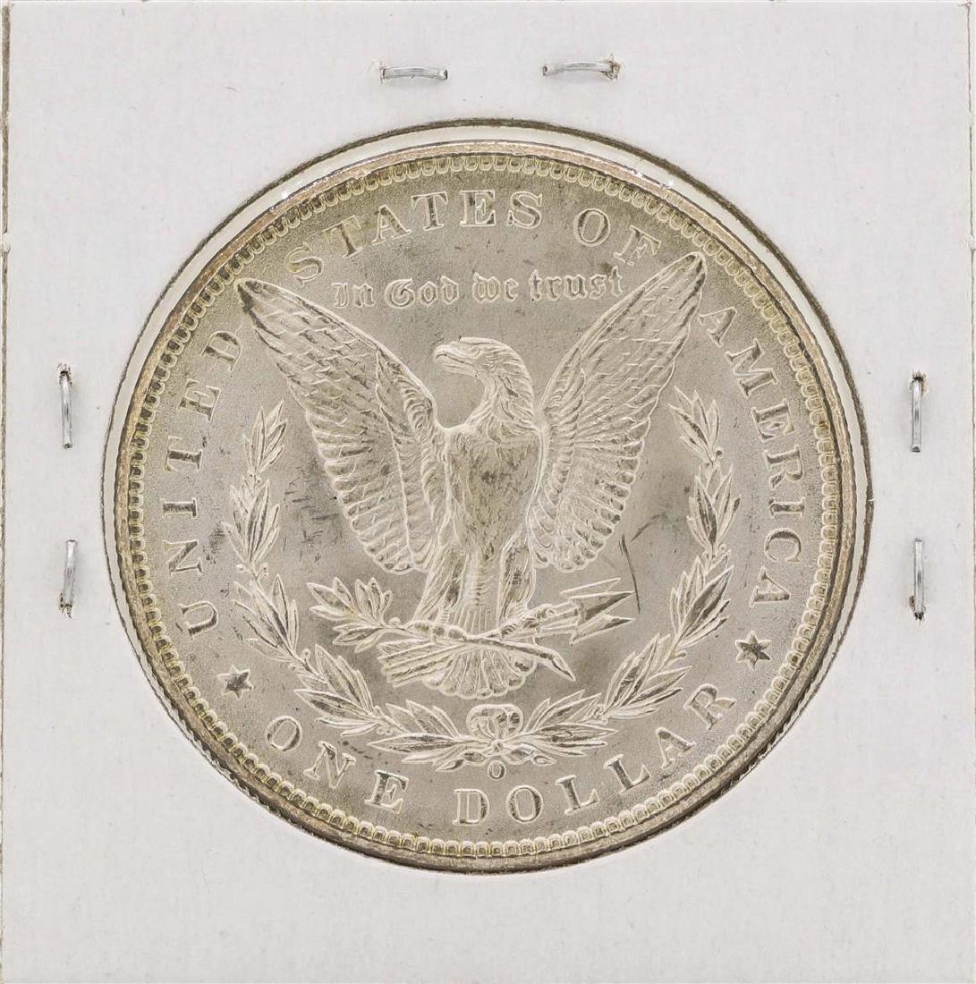 1898-O $1 Morgan Silver Dollar Coin - 2