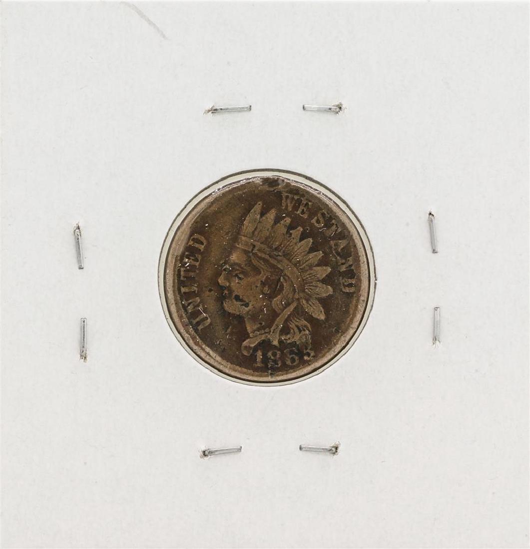 1863 Civil War Token Broas Bro One Country New York - 2